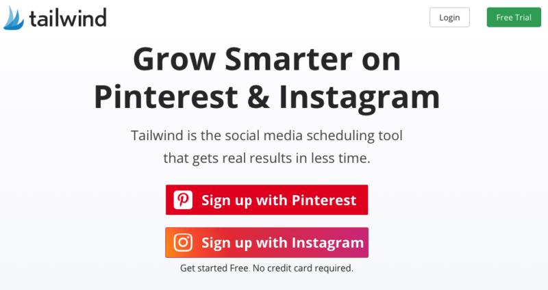 Utilisez Tailwind pour le marketing sur Pinterest